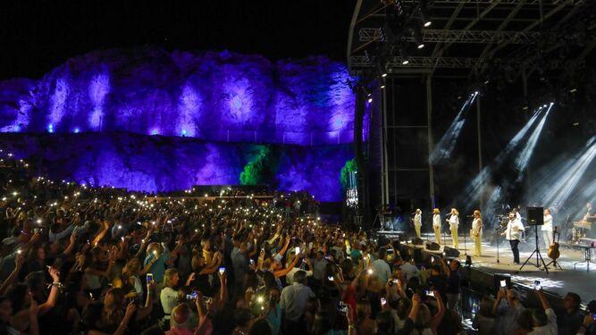Starlite cierra en Marbella la 9 edición de festival con 40.000 espectadores sin rebrote 1