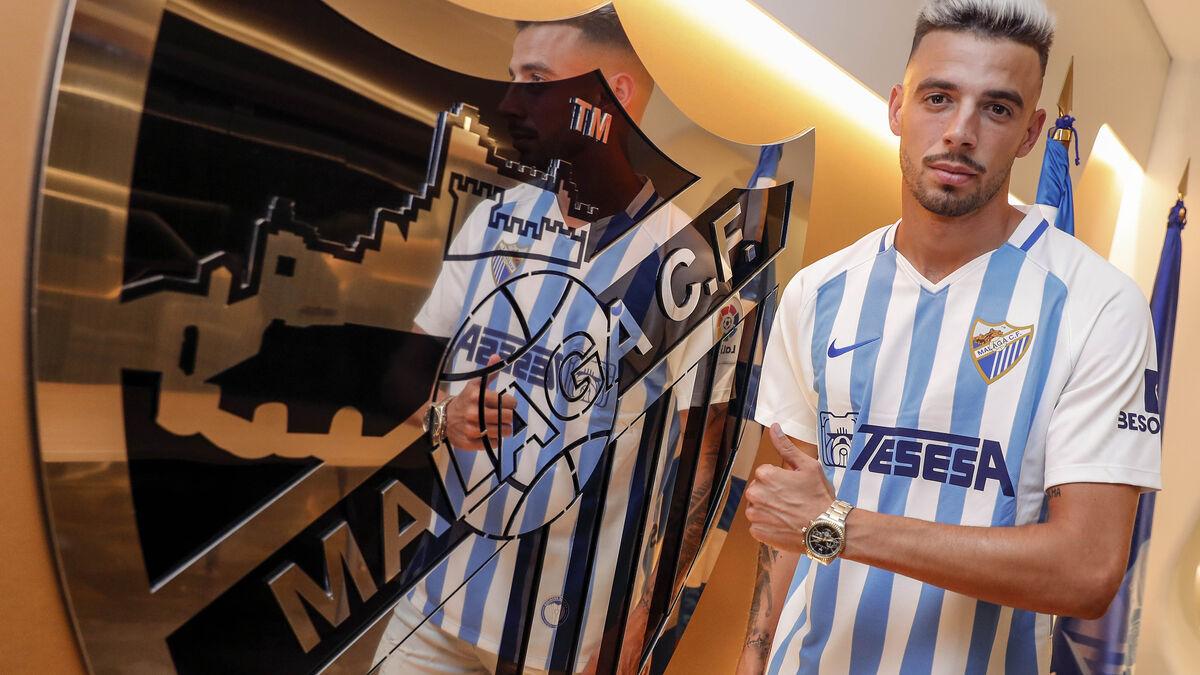 Más fichajes inscritos en el Málaga CF 3