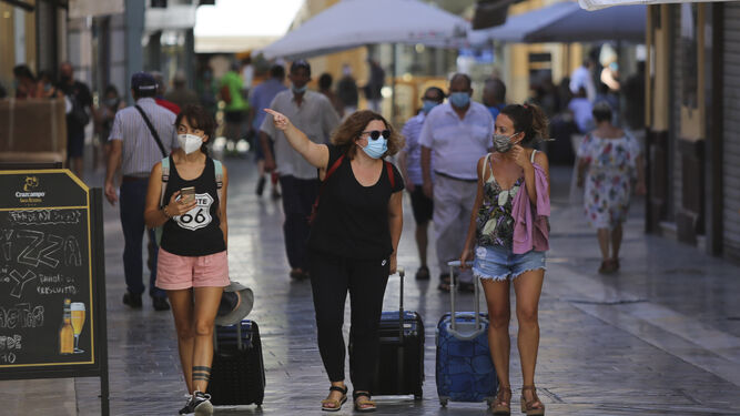 Los hoteles de la Costa del Sol solo logran un 45% de ocupación en agosto por el coronavirus 2