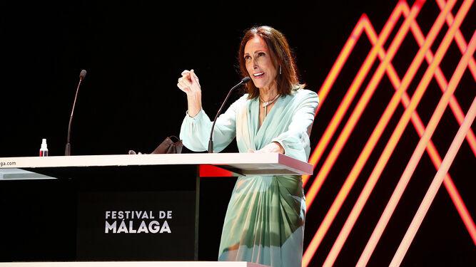 Las fotos de la gala de clausura del Festival de Cine de Málaga 1