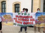 Denuncian el desmantelamiento del tren rural en Andalucía