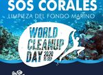 El Centro Comercial Rosaleda de Málaga se suma a la celebración del World Cleanup Day