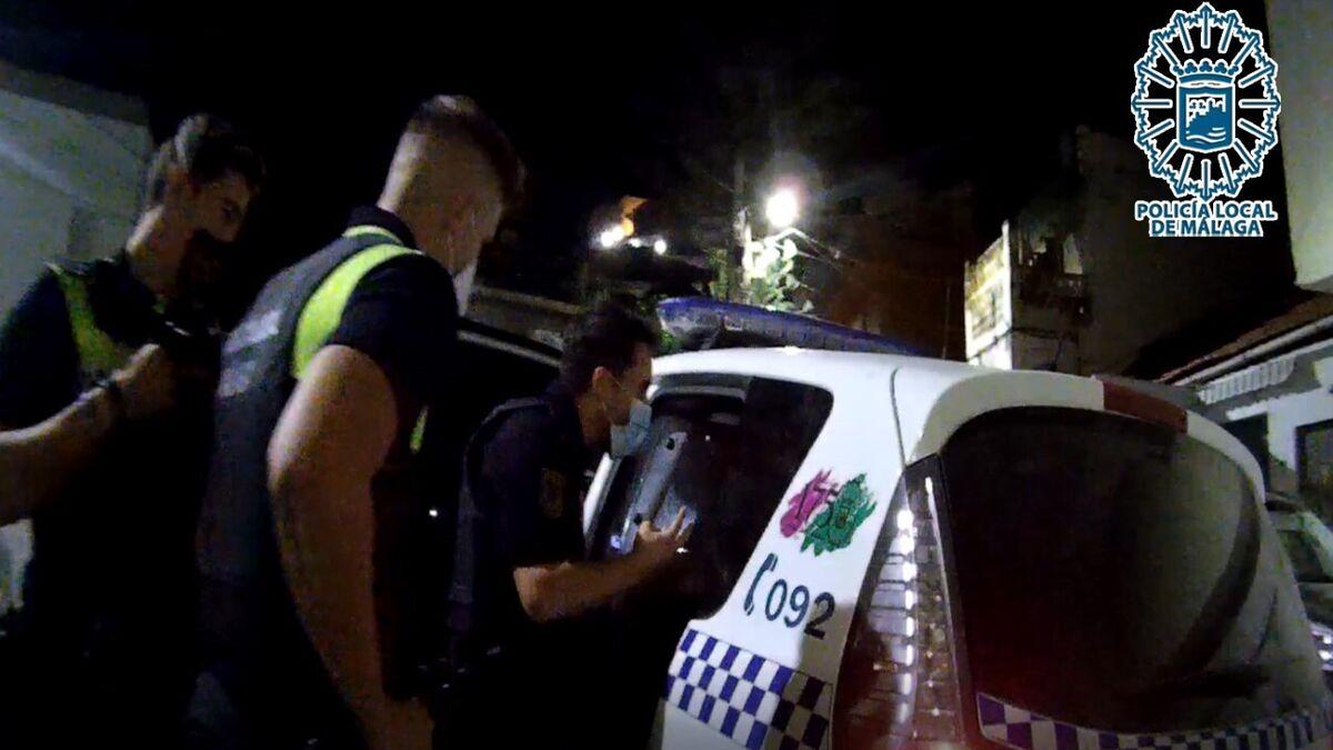 Un supuesto secuestro con tortura en Málaga por 12.000 euros deja tres detenidos 3