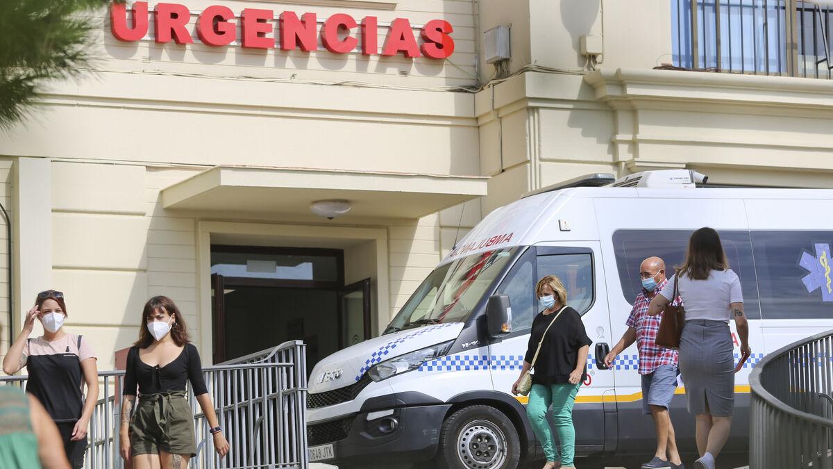 Málaga registra una de sus peores jornadas con siete fallecidos más por coronavirus 2