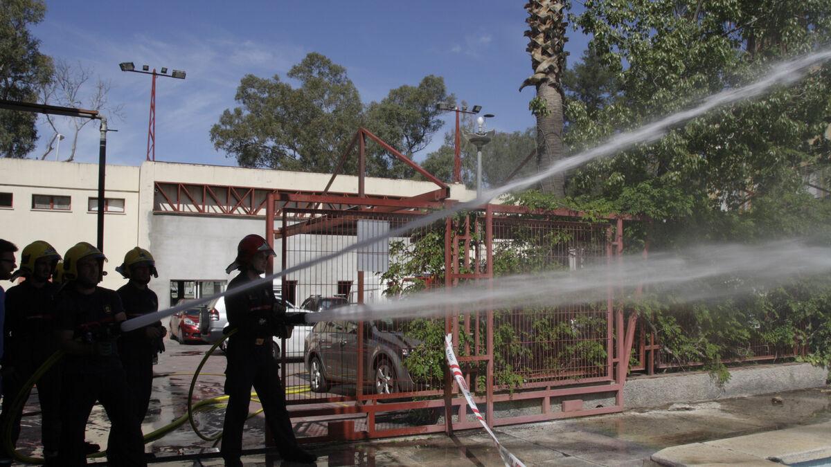 El Ayuntamiento de Málaga asume su derrota judicial en las oposiciones a bombero 3