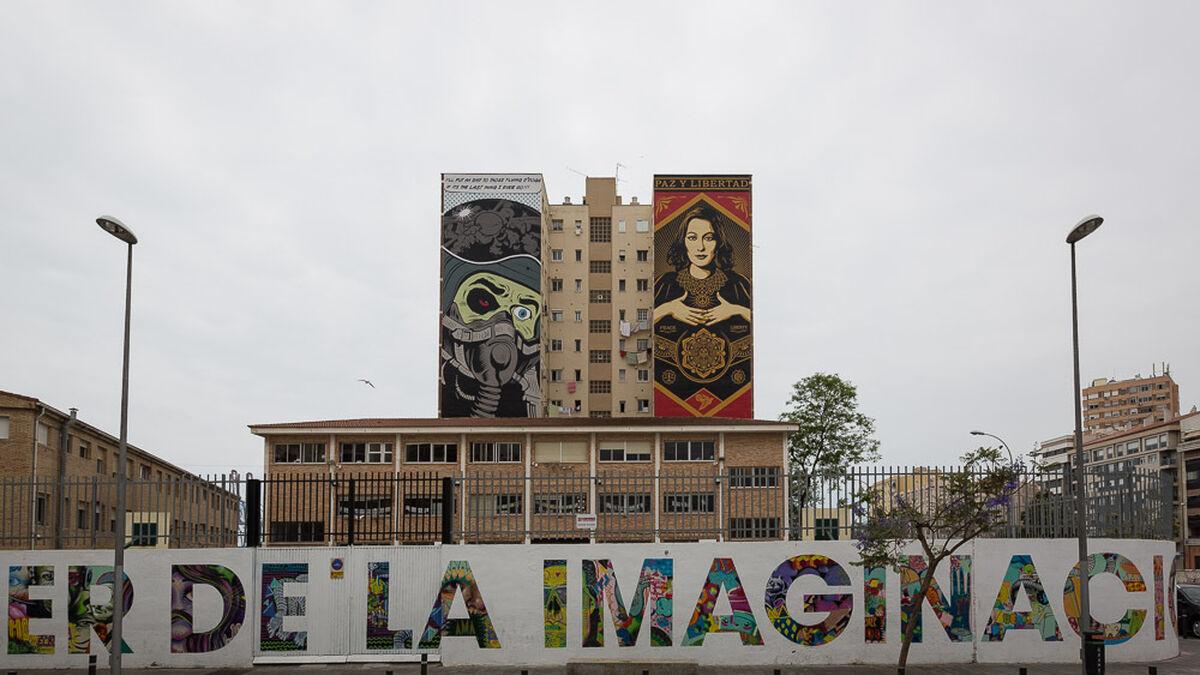 El CEIP García Lorca de Málaga lamenta tener que compartir docente con un centro de Mijas 2
