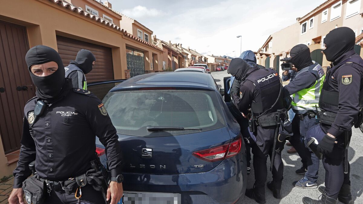 """La Fiscalía advierte del """"alarmante"""" aumento de muertes por narcotráfico en Málaga 3"""