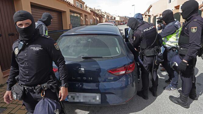 """La Fiscalía advierte del """"alarmante"""" aumento de muertes por narcotráfico en Málaga 2"""
