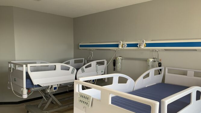 El Regional de Málaga reforma la planta de Enfermedades Infecciosas para aumentar las habitaciones de aislamiento 2