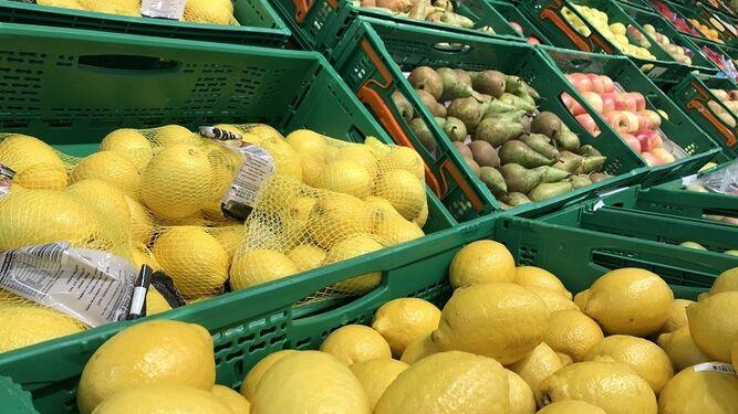 Limones adquiridos por Mercadona