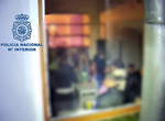 Desalojan a 150 personas de un chalet en Estepona convertido en discoteca