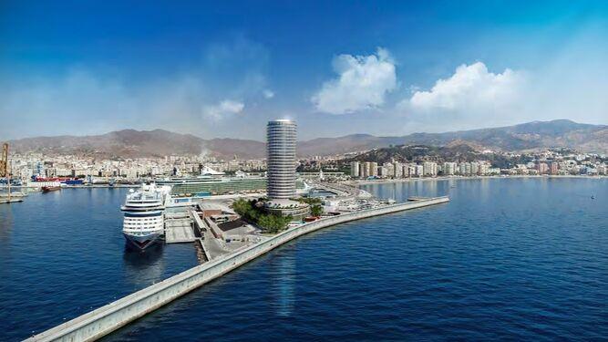 Fotos-futuro-hotel-puerto-Malaga_1527457