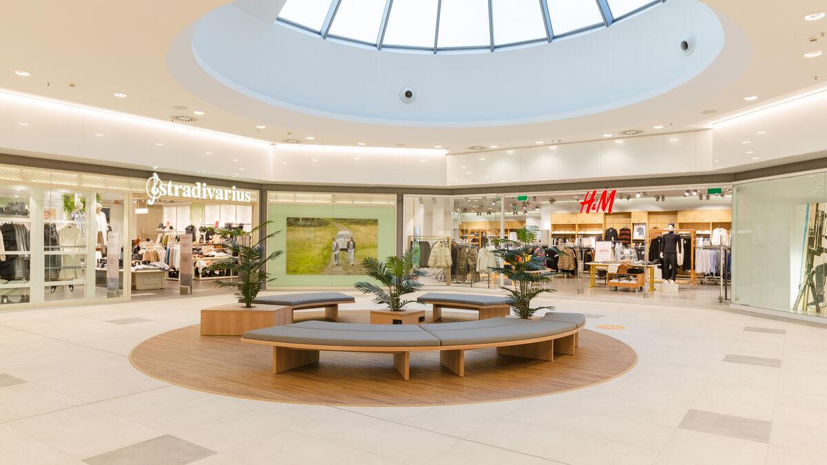 El Centro Comercial El Ingenio Celebra Su 20 Aniversario Con Una Reforma Integral De Sus Instalaciones