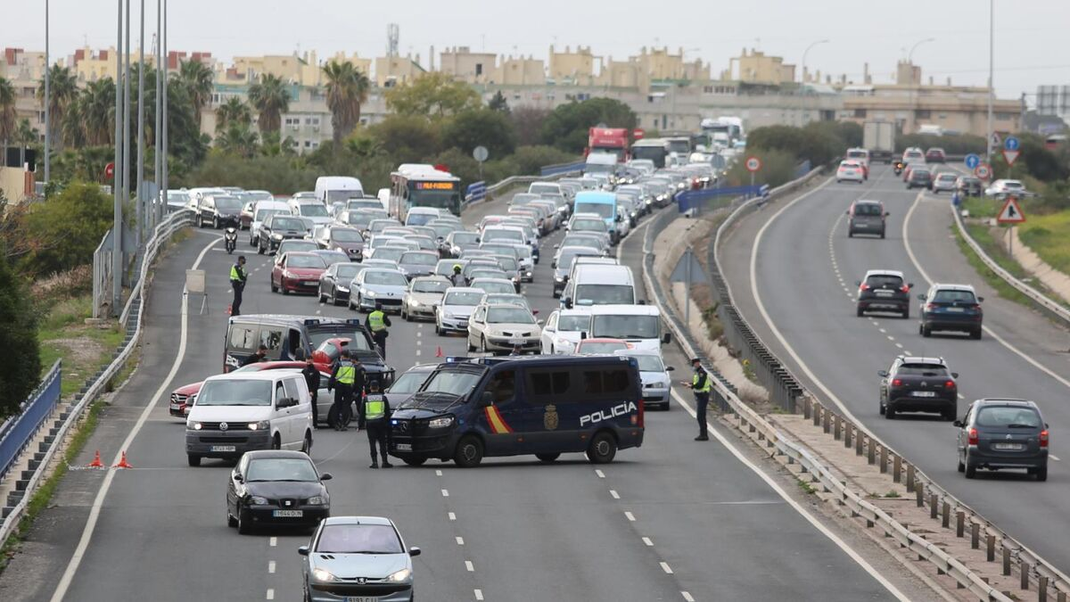 El nuevo listado de los municipios de Málaga con cierre perimetral y localidades sin bares ni comercios
