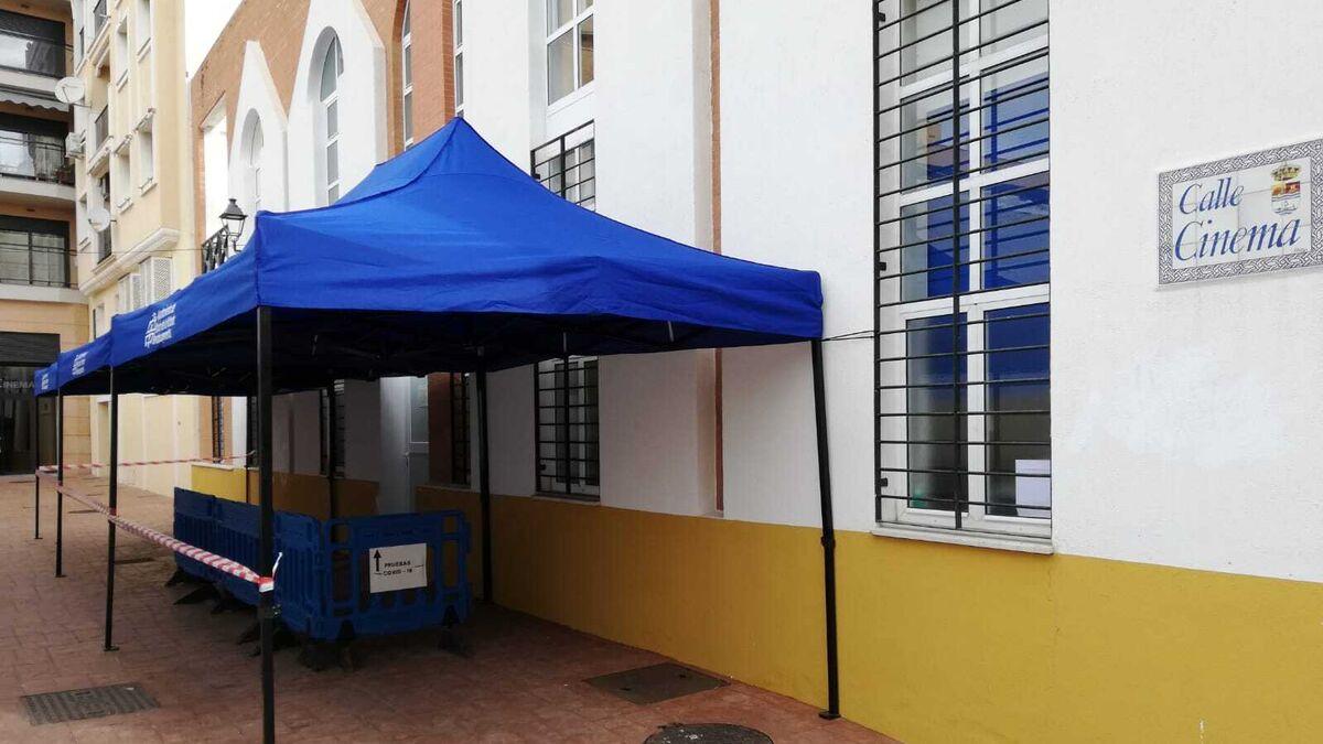 Rincón de la Victoria endurece los controles de movilidad para evitar más contagios de Covid