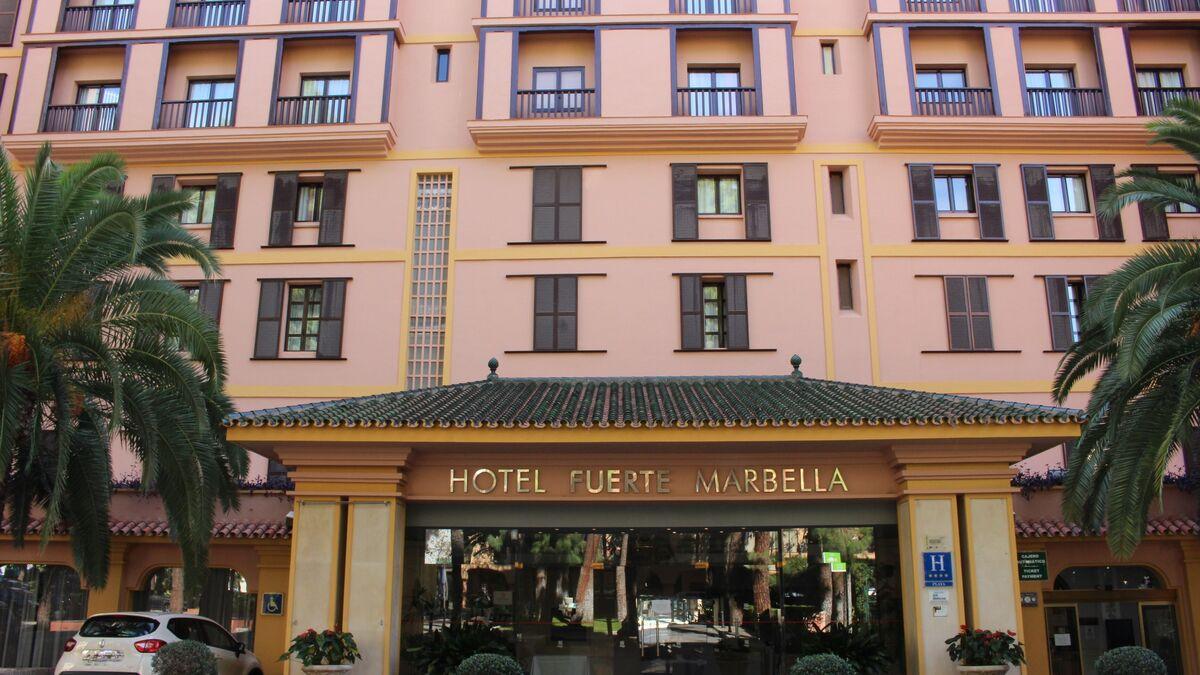La negociación por el ERE del hotel El Fuerte de Marbella se iniciará la próxima semana