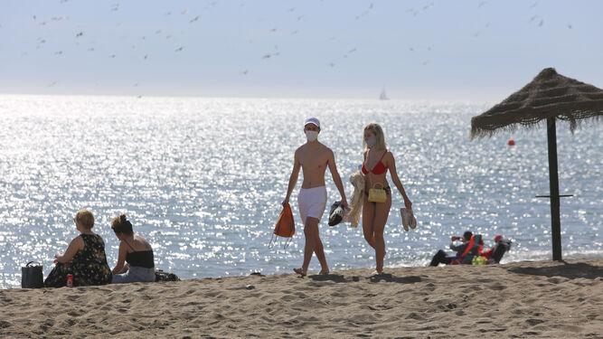 El Tiempo En Málaga Sol Y Temperaturas Por Encima De 20 Grados Para Este Fin De Semana