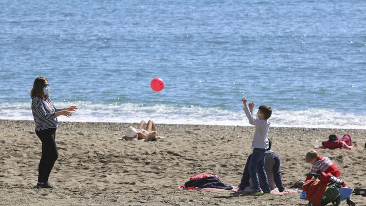 El tiempo en Málaga: Tormentas en la provincia a partir del jueves, con una bajada de temperaturas