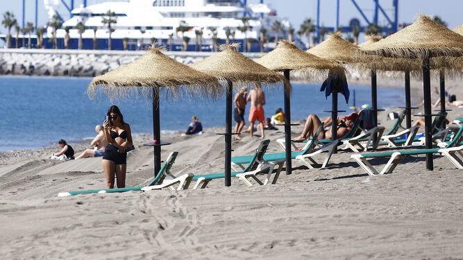 El Tiempo En Málaga El Terral Dispara Las Temperaturas Hasta Los 27 Grados Antes De Que Vuelvan Las Lluvias