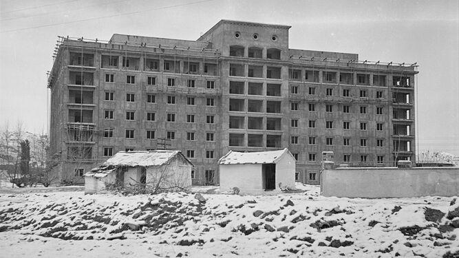 El hospital que avanzó con Málaga: el Regional cumple 65 años
