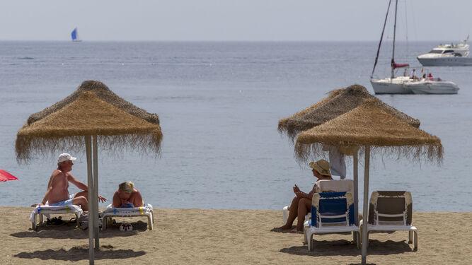 El Tiempo En Málaga El Calor Entra De Golpe Este Fin De Semana Con 35 Grados En El Interior De La Provincia