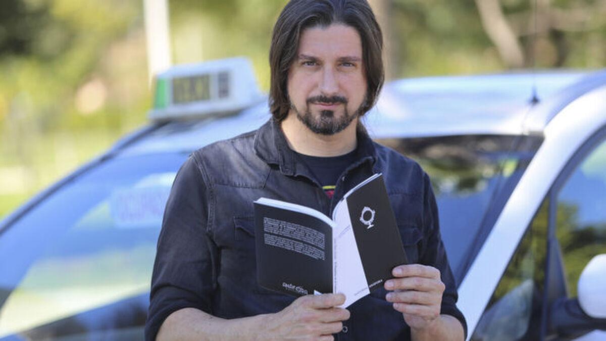 Imagen de archivo de Jesús Báez, taxista y escritor
