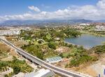 Concluye la obra del puente que une Cancelada con Bel-Air, en Estepona