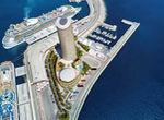 Cultura determina que la torre del Puerto rompería la continuidad paisajística del centro de Málaga ...