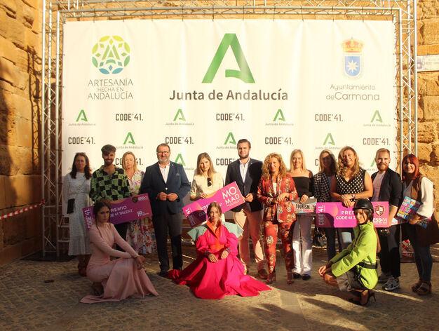 Los ganadores de la IX edición del...