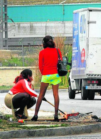 prostitutas ensevilla poligono guadalhorce prostitutas