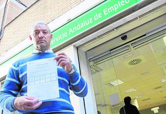 Parados y 39 fichados 39 for Oficina de desempleo malaga